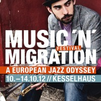 MUSIC 'N' MIGRATION: A European Jazz Odyssey  <br> <small>Simin Tander | Ibrahim Maalouf </small>