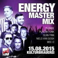 Energy Master Mix <small><br>++ plus Energy Music Tour ++</small>