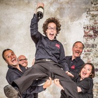 Saturday Five<br><small>Die Erwachsenen-Impro-Show!</small>