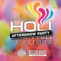 Holi Open Air - Aftershow Party