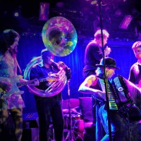 Hazmat Modine  <br> <small> American Roots: Music from New York City 2013 </small>