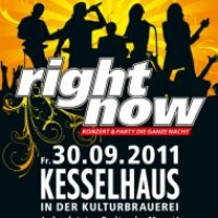 Right Now - Disco Live! Konzert & Party die ganze Nacht